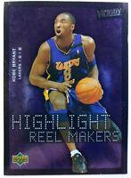 2003-04 Upper Deck Victory Highlight Reel Makers Kobe Bryant #223, Lakers