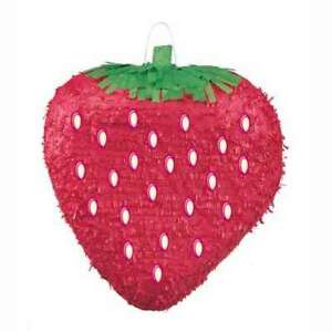 Strawberry Pinata Prefect Party Toy