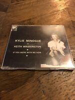 Kylie Minogue - If You Were With Me Now - PWL UK CD Single Let's Get To It