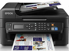 Epson WorkForce WF-3620WF Fax Multifunción