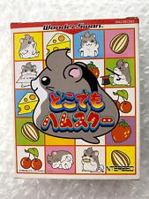 """Dokodemo Hamster """"Good Condition"""" Wonderswan Color Bandai Japan"""