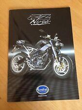 Prospekt_Motorrad_Mondial Nuda 1000 ccm (Honda VTR 1000 SP)