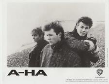 A-Ha- Music Publicity Photo