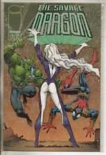 Image Comics Savage Dragon Volume 2 #13B June 1995 Highbrow NM