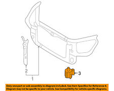 KIA OEM 06-15 Optima-Outside Air Ambient Temperature Sensor 969853X000