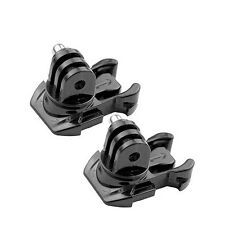Release Mount Holder 360° Degree Rotating Swivel for GoPro Hero 1/2/3/3+/4