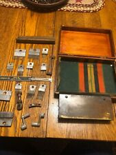 Vintage Textile Machine Works Reading Pa Weaving Loom Knitting Tools