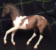 Breyer #750602 Classic Grullo Tobiano Pinto Ginger Wild Mustang Mare SR 2003