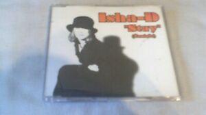 ISHA-D - STAY - 5 MIX CD SINGLE