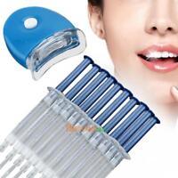 10 Pcs Bleaching Gel 44% Zahnweiß Zahnaufhellung Weiße Zähne Zahnbleaching Sets
