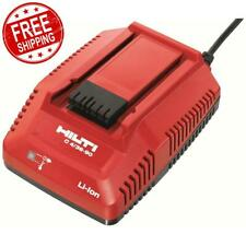 Hilti Lithium Ion Battery Charger 436 90 Fast Charging 18 36 Volt Batteries
