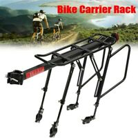 Bicycle Cargo Rack Bike Carrier Rack Quick Release Mountain Road Cycle Rear Rack