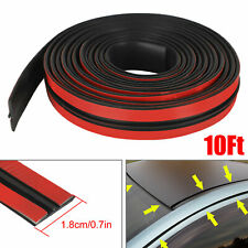 Auto Car Windshield Roof Seal Noise Insulation Rubber Strip Sticker Accessories