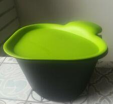 TUPPERWARE.. Collecteur noir vert