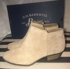 Beige Bass Ankle Stiefel for Damens for  sale    for  75c060