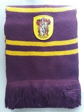 OFFICIAL HARRY POTTER GRYFFINDOR SCARF By CINE REPLICAS BRAND NEW!