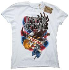 AMPLIFIED Official LYNYRD SKYNYRD Free Bird Rock Star Vintage ViP T-Shirt g.S