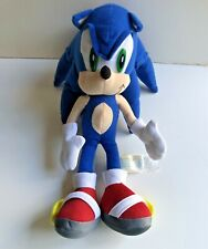 "SEGA Sonic The Hedgehog 15"" Plush Figure 1991-2006 by Toy Network Rare !!!"