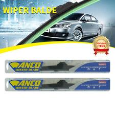 2 PCS ANCO WINTER Wiper Blade For GMC,YUKON XL 2500-FRONT PAIR 22/30-22-OE