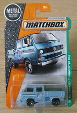 Matchbox 95/125 - Volkswagon Transporter Cab on Long Back Card  - NEW - (MB219)