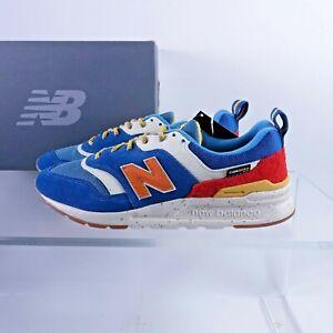Size 8.5 Men's / Women's 10 New Balance 997H Sneakers CM997HFB Andromeda Blue