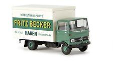 "Brekina 48531 - 1/87 MB LP 608 VALIGIA ""Fritz Becker"" - NUOVO"