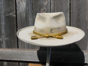Cowboy, Josey Wales, Civil War ,Hat, Stetson,7 1/2,6X Fur Felt, New, SASS,