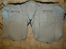 2013 Toyota Avalon Factory Original Gray Leather Seat Cover (Rear Upper Seat)