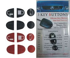 KEY BUTTONS HOLDEN COMMODORE VS VT VX VY VZ WH WK WL