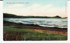 HOCKLEY BAY, E. WEYMOUTH, MASS. MA. MASSACHUSETTS. EAST WEYMOUTH.