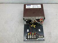 USED BEEL 7.5 HP 265 VAC 45 AMP INPUT 0-240 VDC 29 AMP DC DRIVE BC 680-00