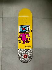 Alien Workshop x Keith Haring TV Head Skate Deck - 2012