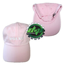 Pink Volvo semi truck cap baseball adjustable embroidered youth richardson small