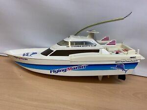 "Nikko FLYING MARLIN Radio Control Boat 19"" long"