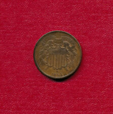 1864 TWO CENT PIECE **CHOICE VERY GOOD PLUS** FREE SHIPPING!!