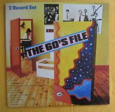 The 60's File 2Lp - The Kinks,Rockin Berries,Status Quo,Honeycombs,Uglys,Koobas