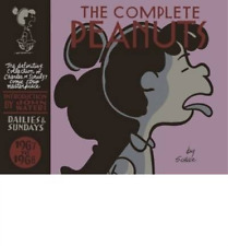 The Complete Peanuts 1967-1968 Volume 9 by Charles M. Schulz 9780857862136