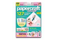 Papercraft Essentials Issue 155 + FREE GIFT - NEW & UNOPENED