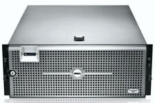 "Dell PowerEdge R900 2x Hex 6 Core 2.66Ghz 16GB RAM W/ 8 x 2.5"" Hard Drive Caddy"