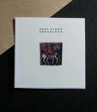 Paul Simon Graceland 1x1 Small Music Sticker