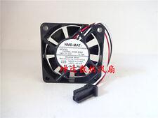 1 Pcs NMB 2406KL-05W-B59  DC 24V 0.13A 3pin 60*60*15mm Fan #M3423 QL