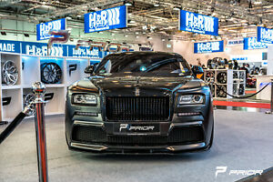 Rolls Royce Wraith Prior Design Body Kit
