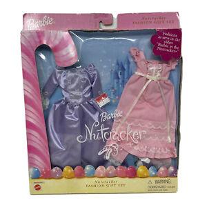 Barbie Nutcracker Fashion Gift Set - 2001
