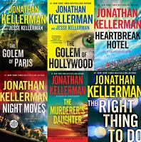 Jonathan Kellerman Kit - Novels + Alex Delaware + Petra + 40+ set -Eb00ks  P.DF-