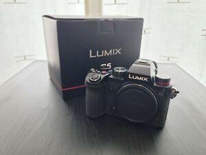 Panasonic Lumix S5 Full-Frame Mirrorless Camera Body - 96 shutter count
