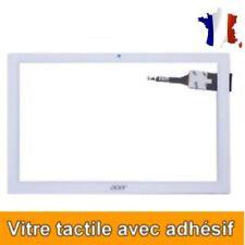 VITRE Tactile pour ecran Acer ICONIA One 10 B3-A40 A7002 A7001 blanc