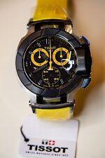 Tissot T-Race T0484172705703 Wrist Watch Yellow