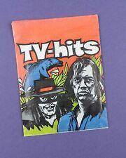 Unopened Packet of TV Hits Cards 1970's - Kung Fu, Daktari, Zorro , Flipper etc.