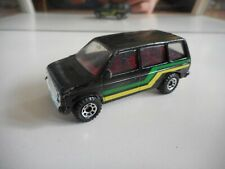 "Matchbox Dodge Caravan ""BP"" in Black"