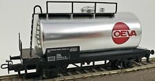 MARKLIN 4448 NEW MIB HO 1/87 OBB Austrian 2-Axle Chrome Tank Car Marked For OEVA